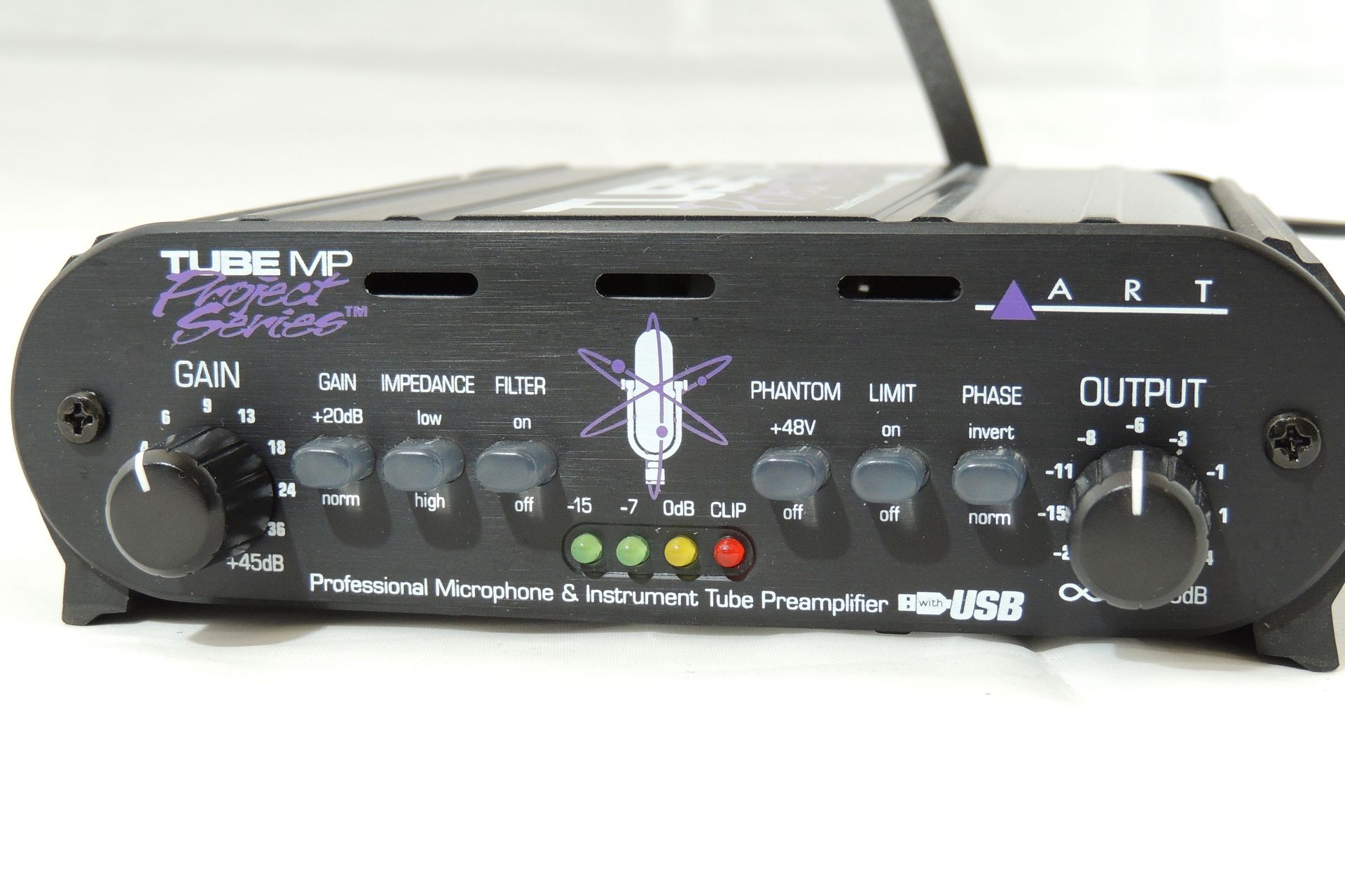 ART MP Tube microphone pre-amp with USB for sale at Plasma Music
