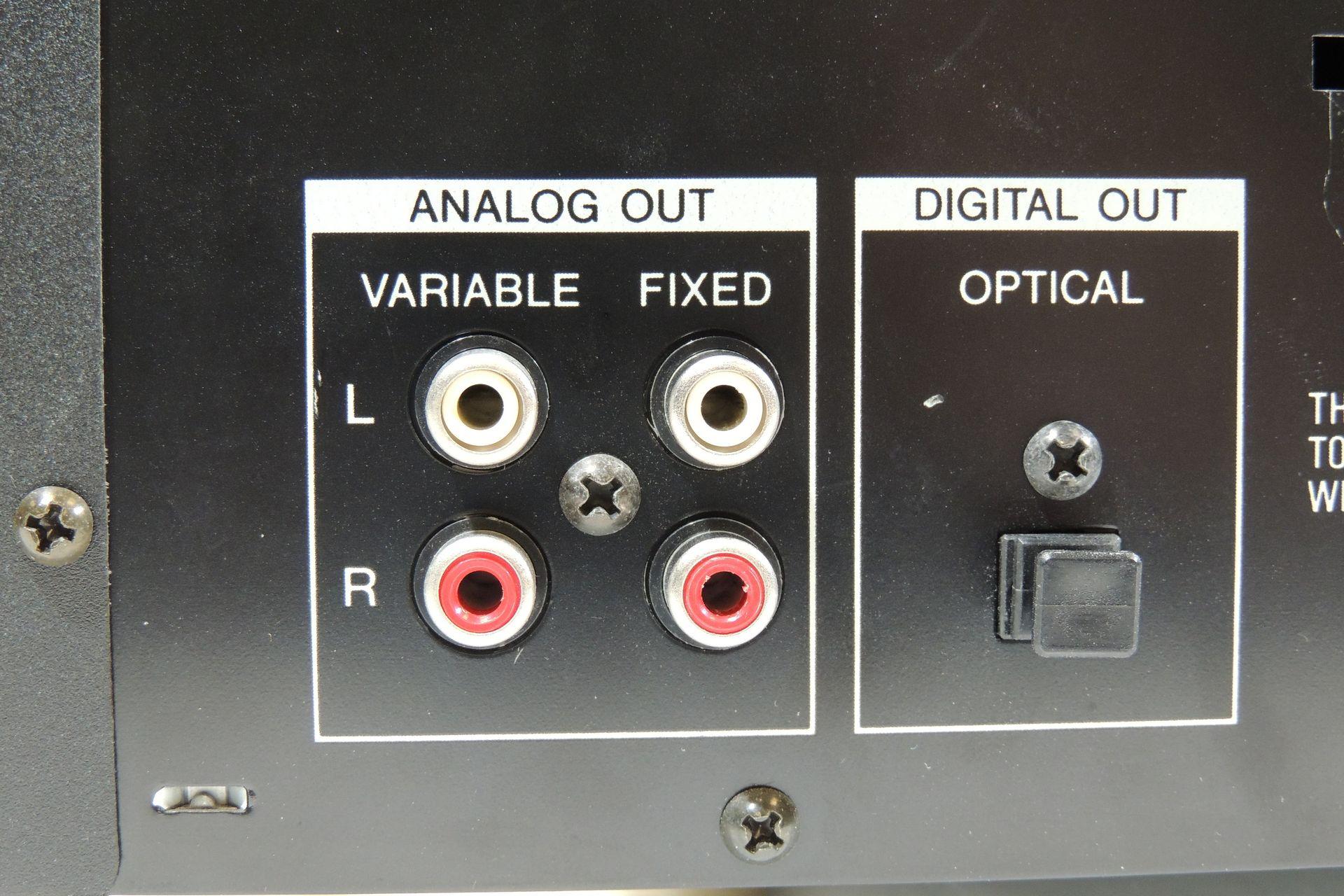 Aiwa XA-003 hi-fi amplifier and Aiwa XC-750 CD player for sale at Plasma Music