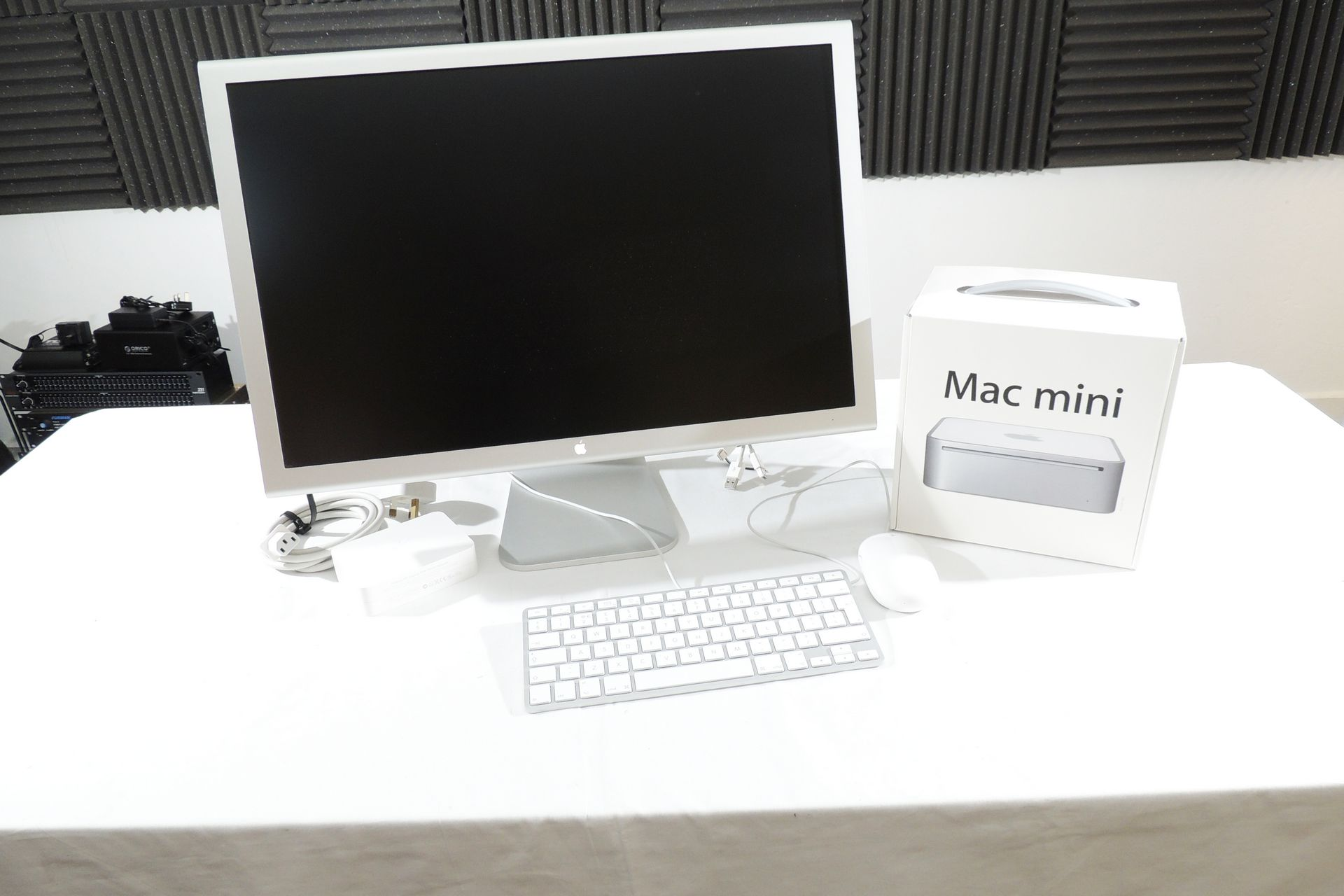 Apple Mac Mini MB138B with accessories for sale at Plasma Music
