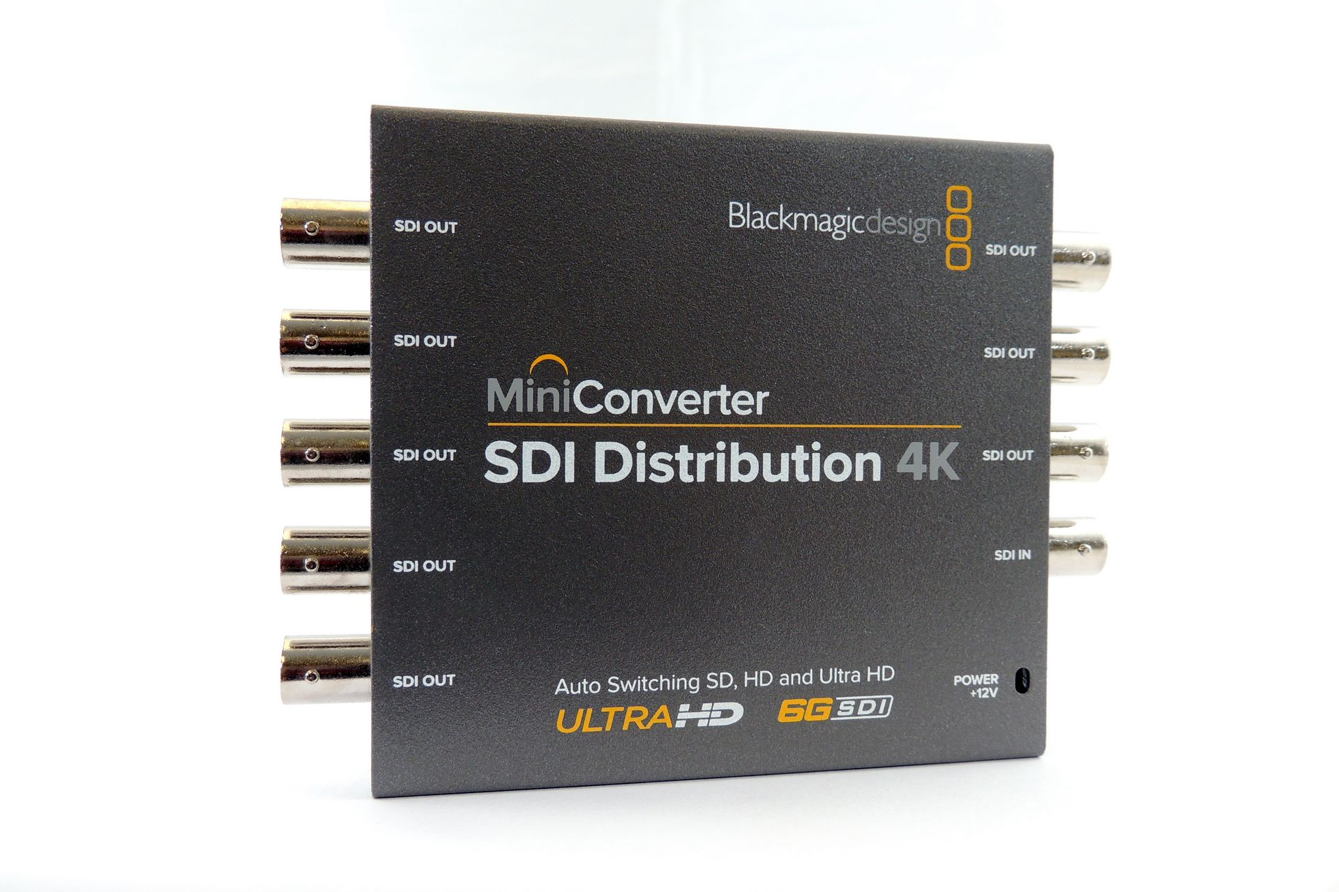 BLACK MAGIC DESIGN MINI CONVERTER – 1 IN 8 OUT SDI DISTRIBUTION 4K