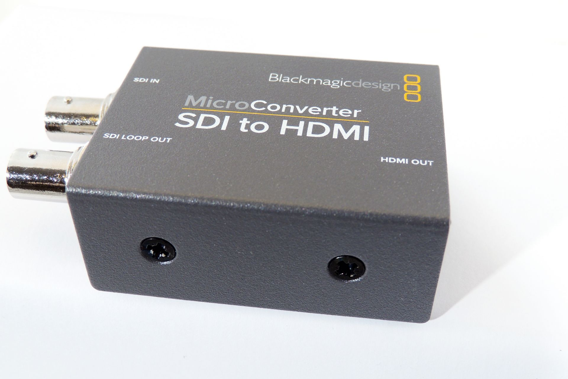 Black Magic Design SDI to HDMI converter for sale at Plasma Music