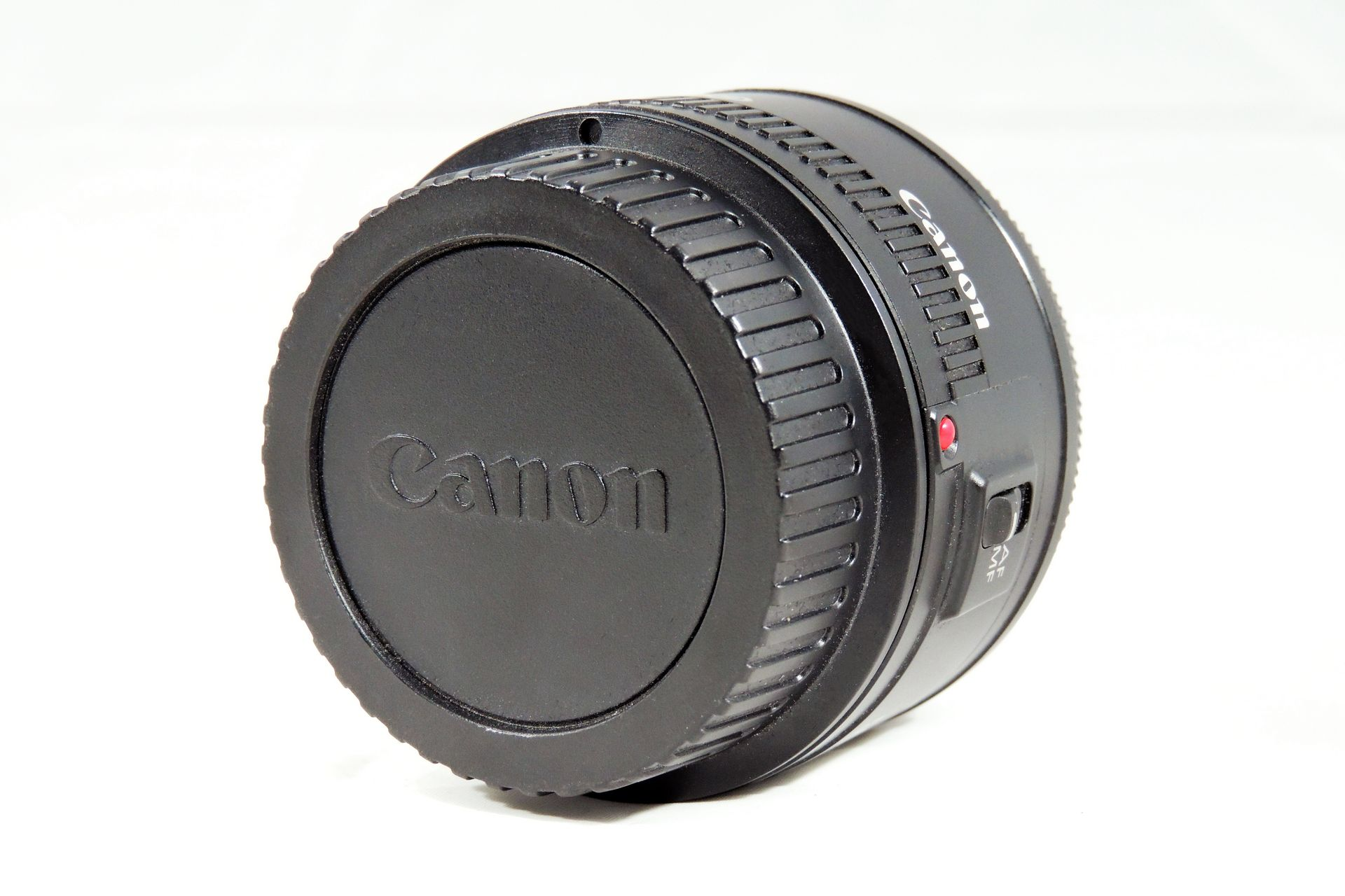 Canon EF 50mm f1.8 lens for sale at Plasma Music