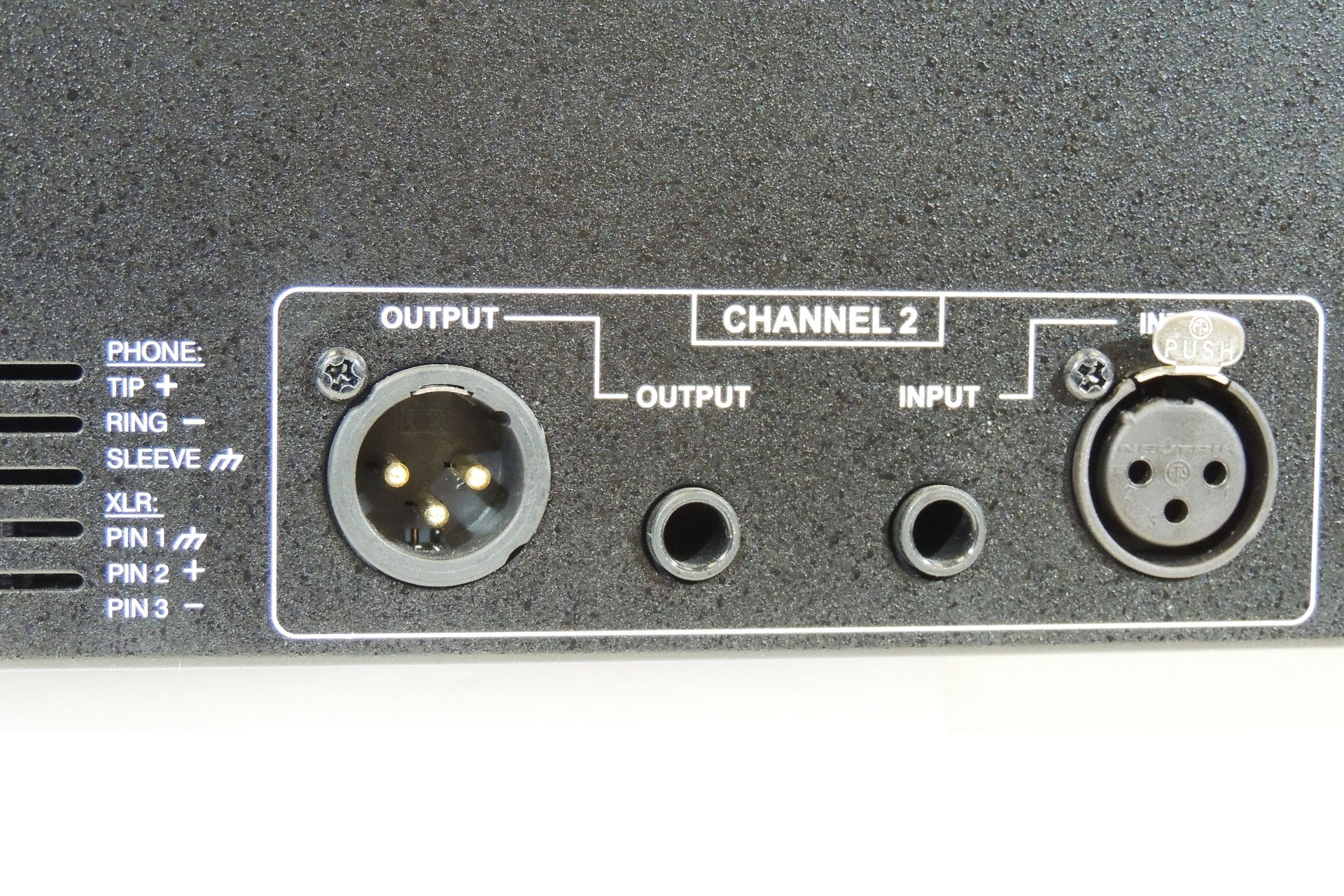 DBX 231 s-channel 31-band graphic equaliser for sale at Plasma Music