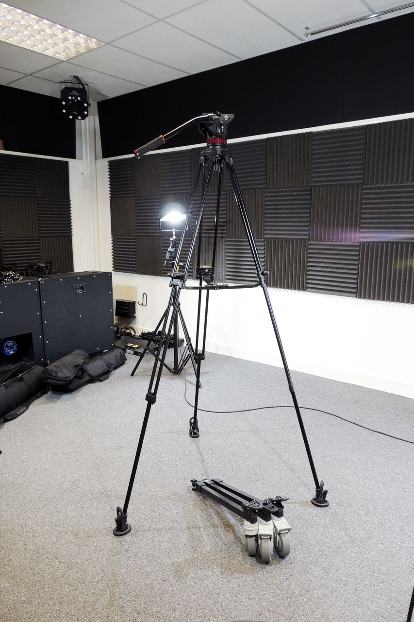 E-Image video tripod and fluid head for sale at Plasma Music