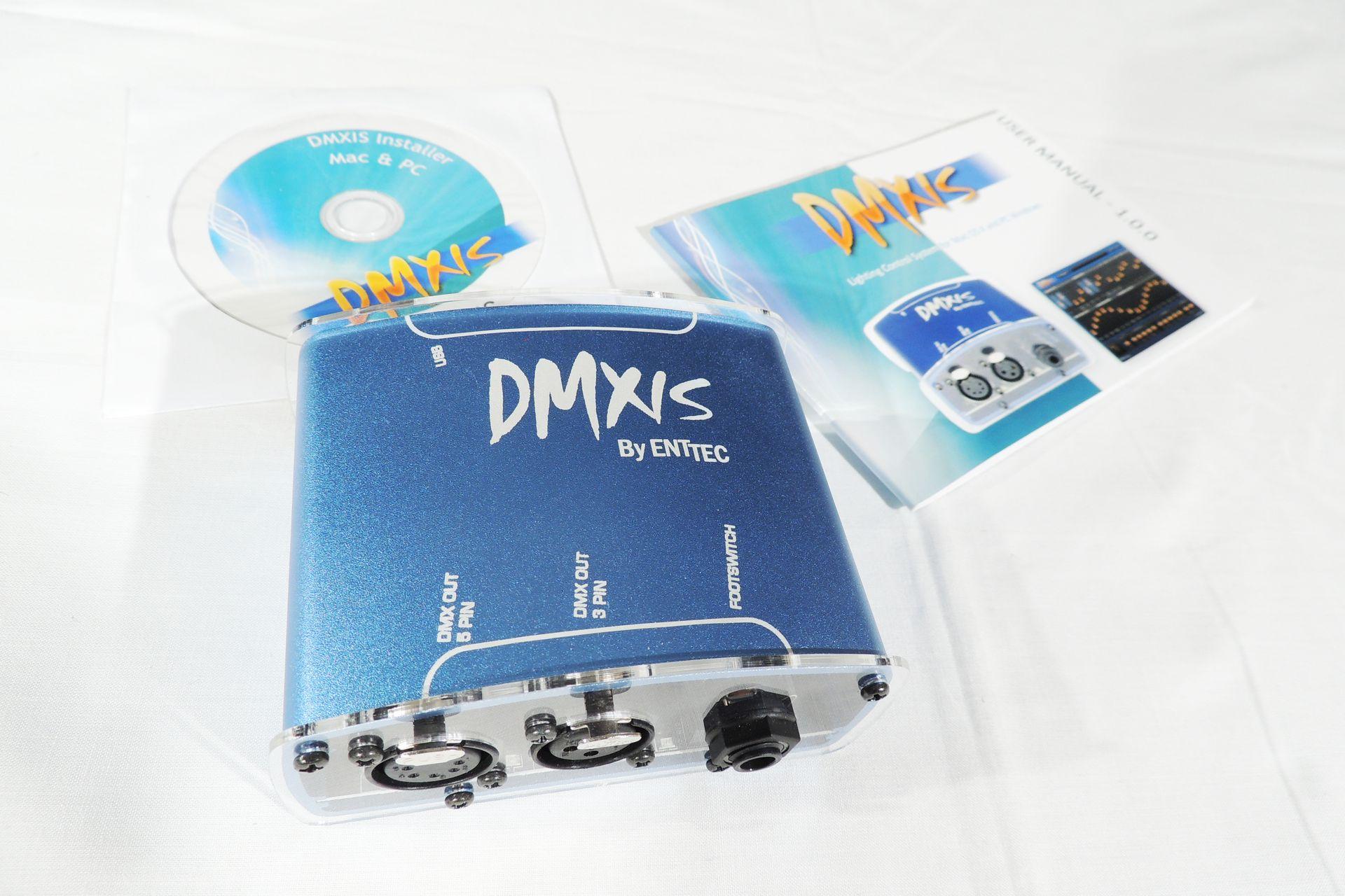 Enttec DMXIX MIDI to DMX plug-in for sale at Plasma Music