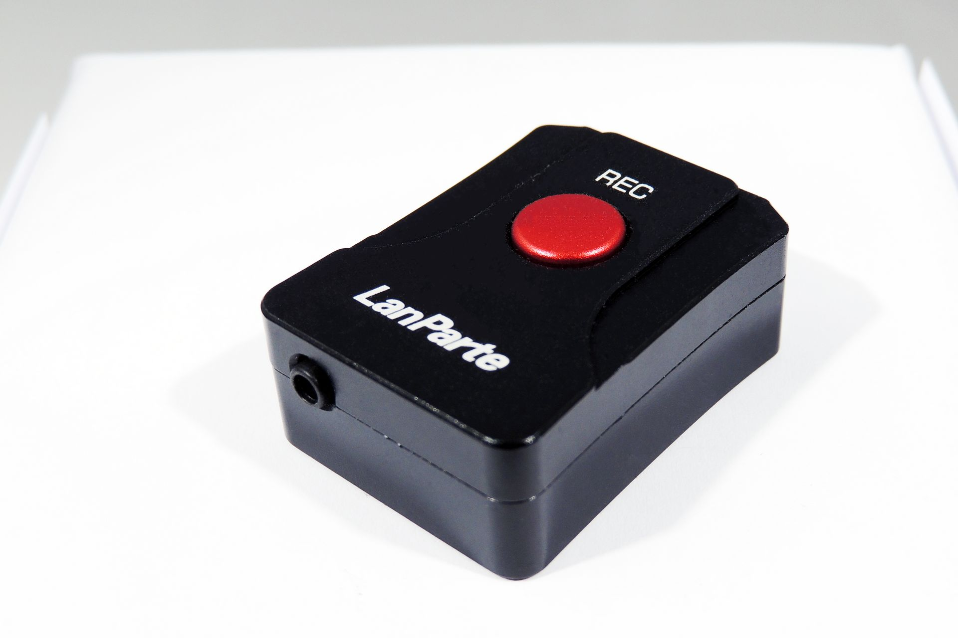 Lanparte LANC-02 remote RECORD / STOP for sale at Plasma Music