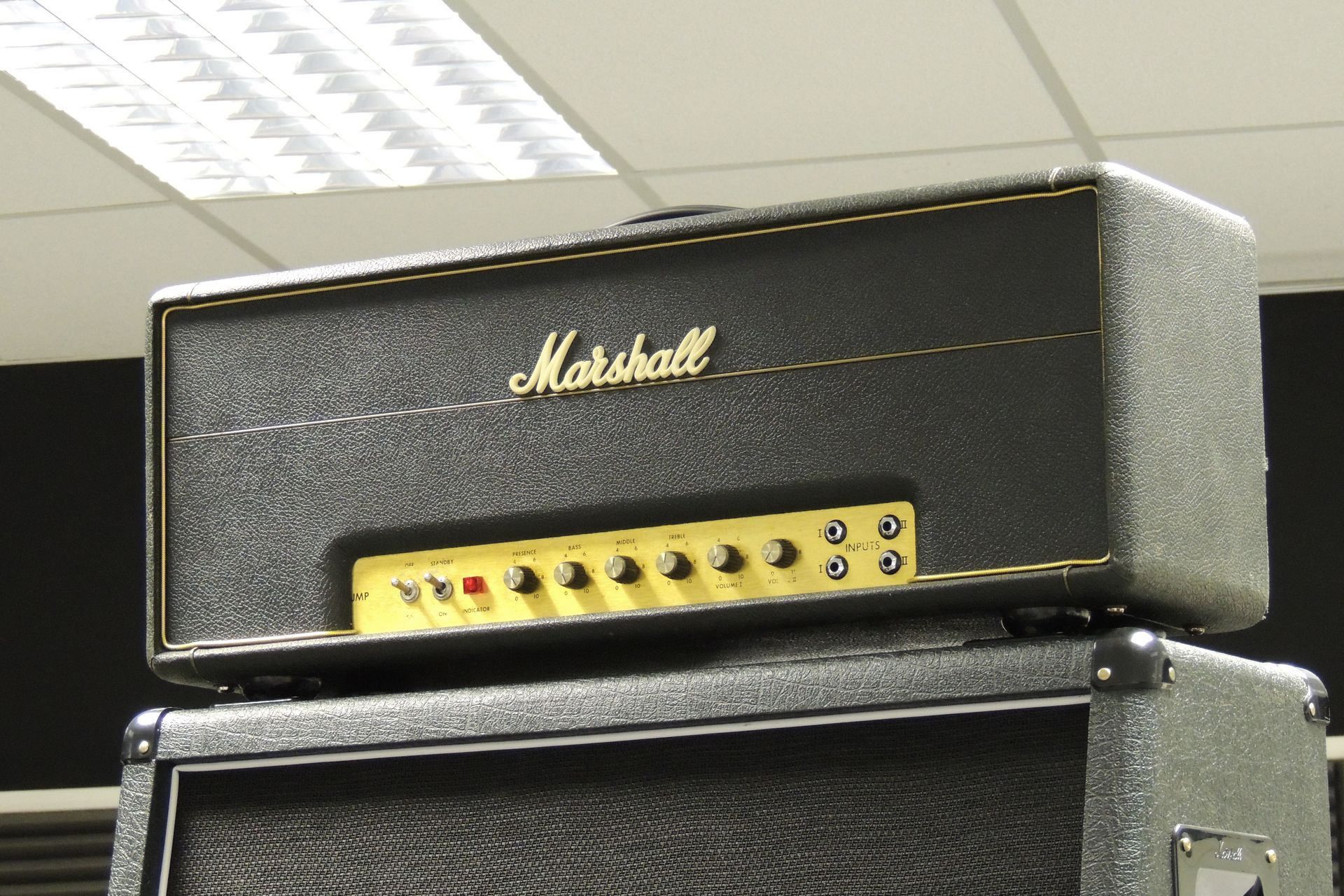 Marshall JMP 1959 100W head for sale at Plasma Music