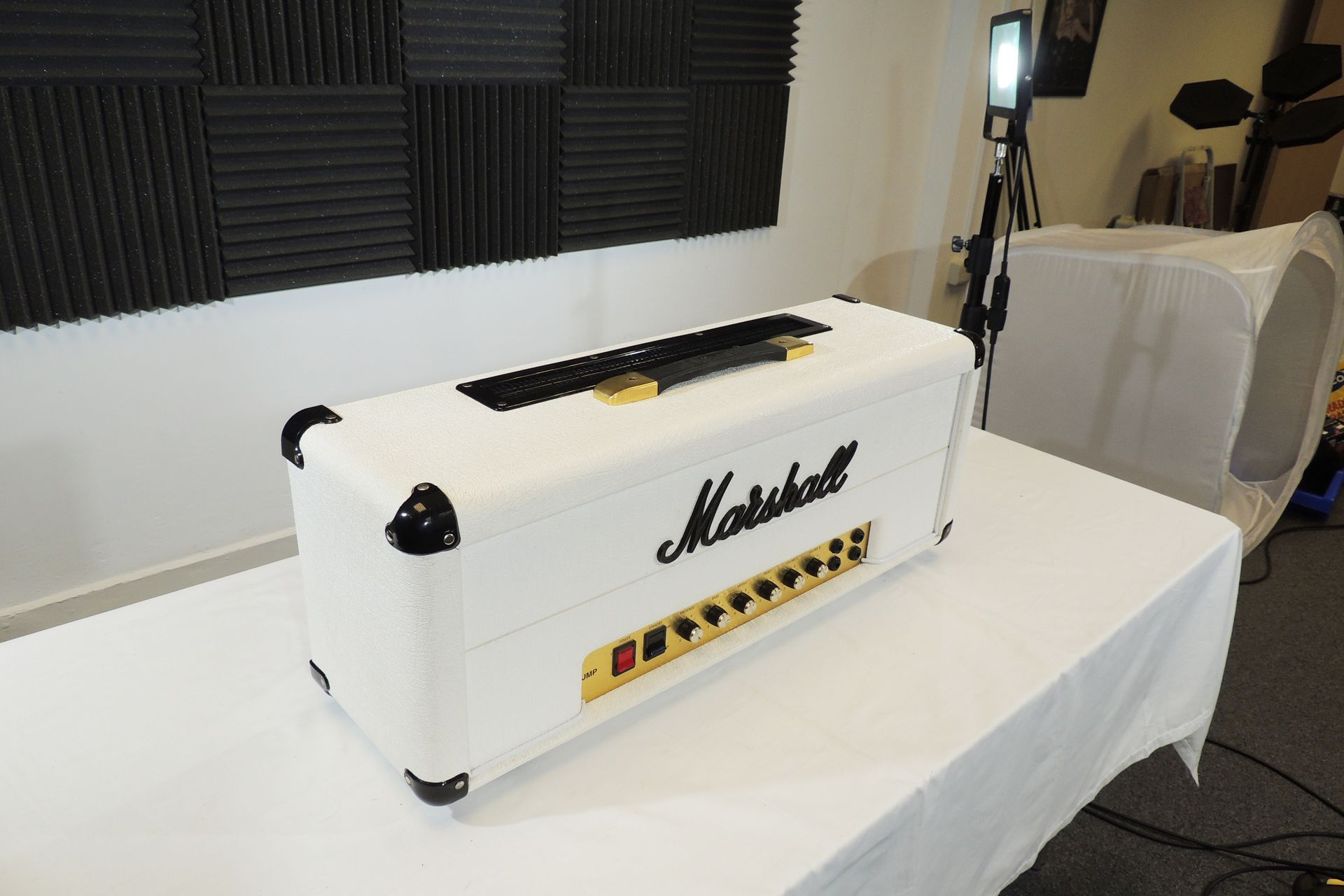 Marshall 1959RR (Randy Rhodes) Signaure Series 100W head for sale at Plasma Music