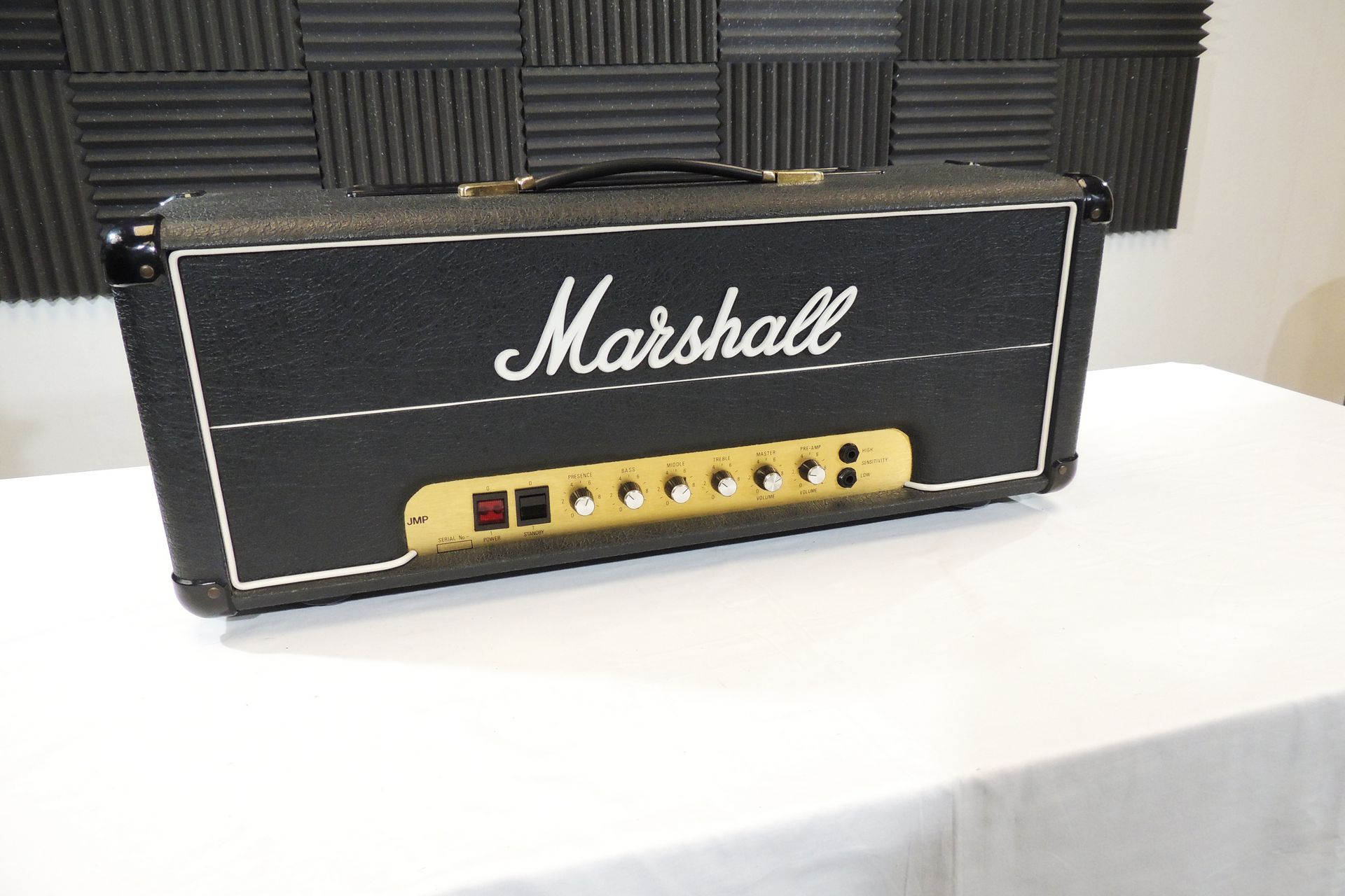 Original Marshall 2203 100W Master Volume head for sale at Plasma Music