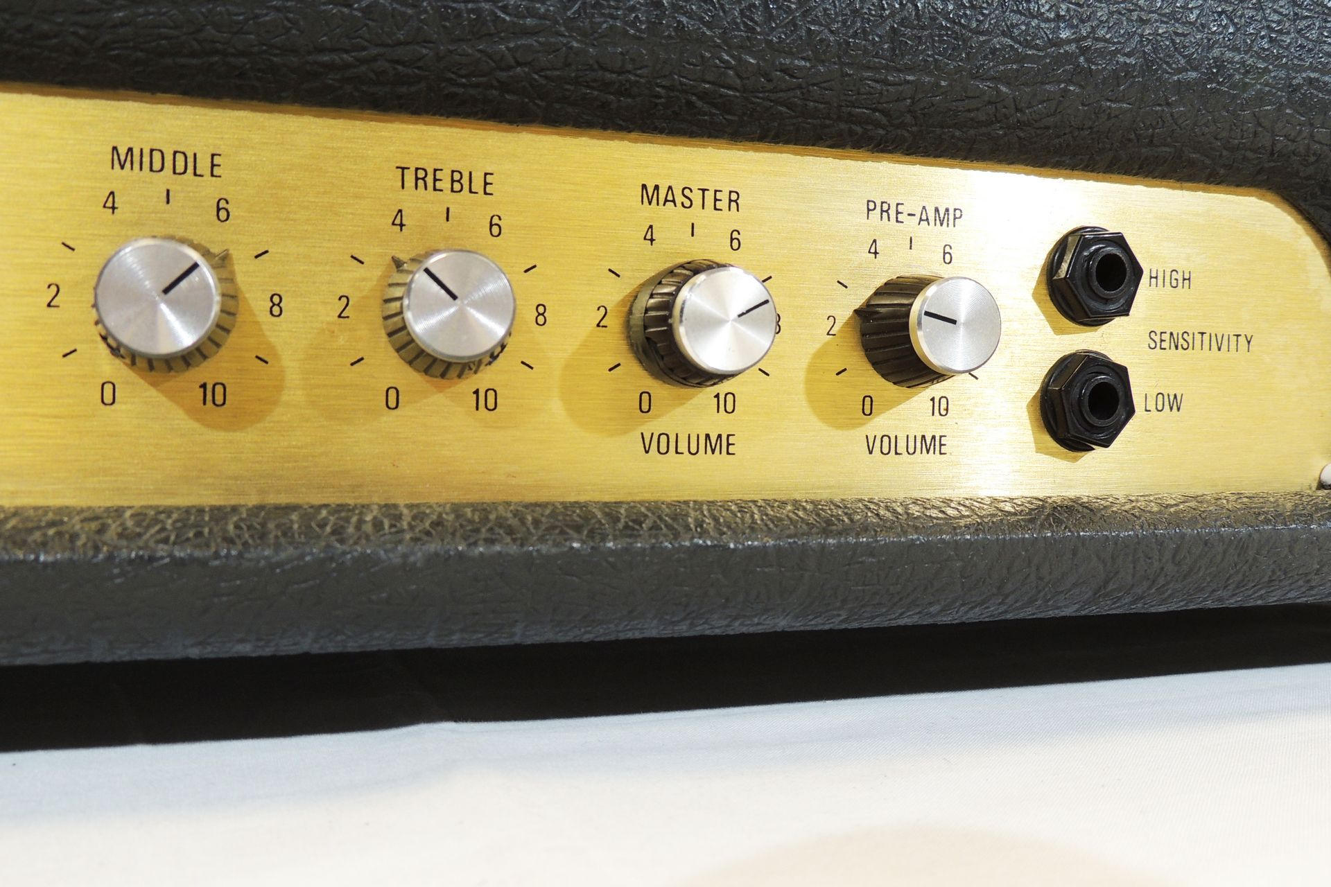 Original Marshall 2203 100W Master Volume head for sale at Plasma Music