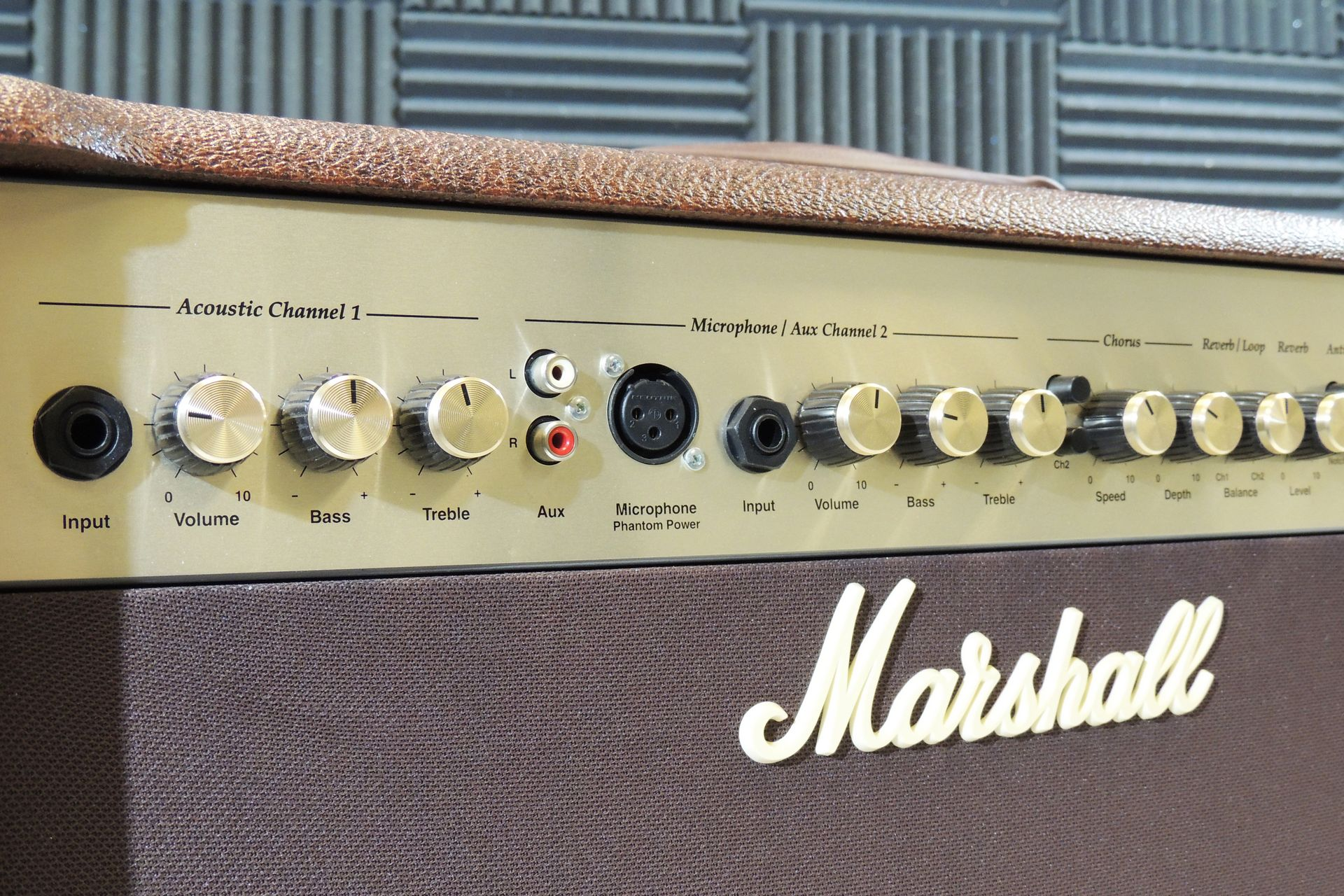 Marshall AS-50D acoustic combo for sale at Plasma Music