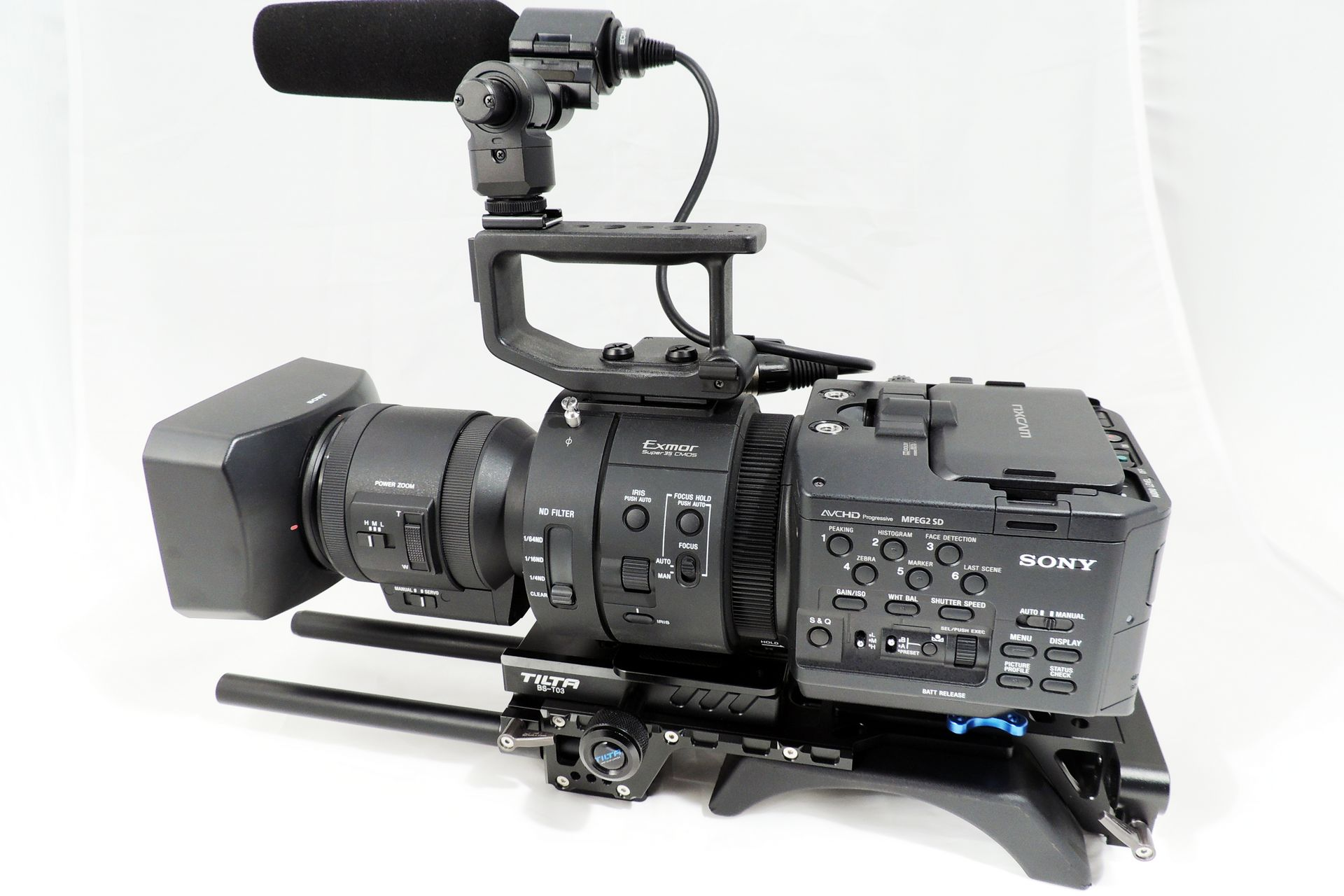 Massive Sony FS-700 bundle for sale at Plasma Music
