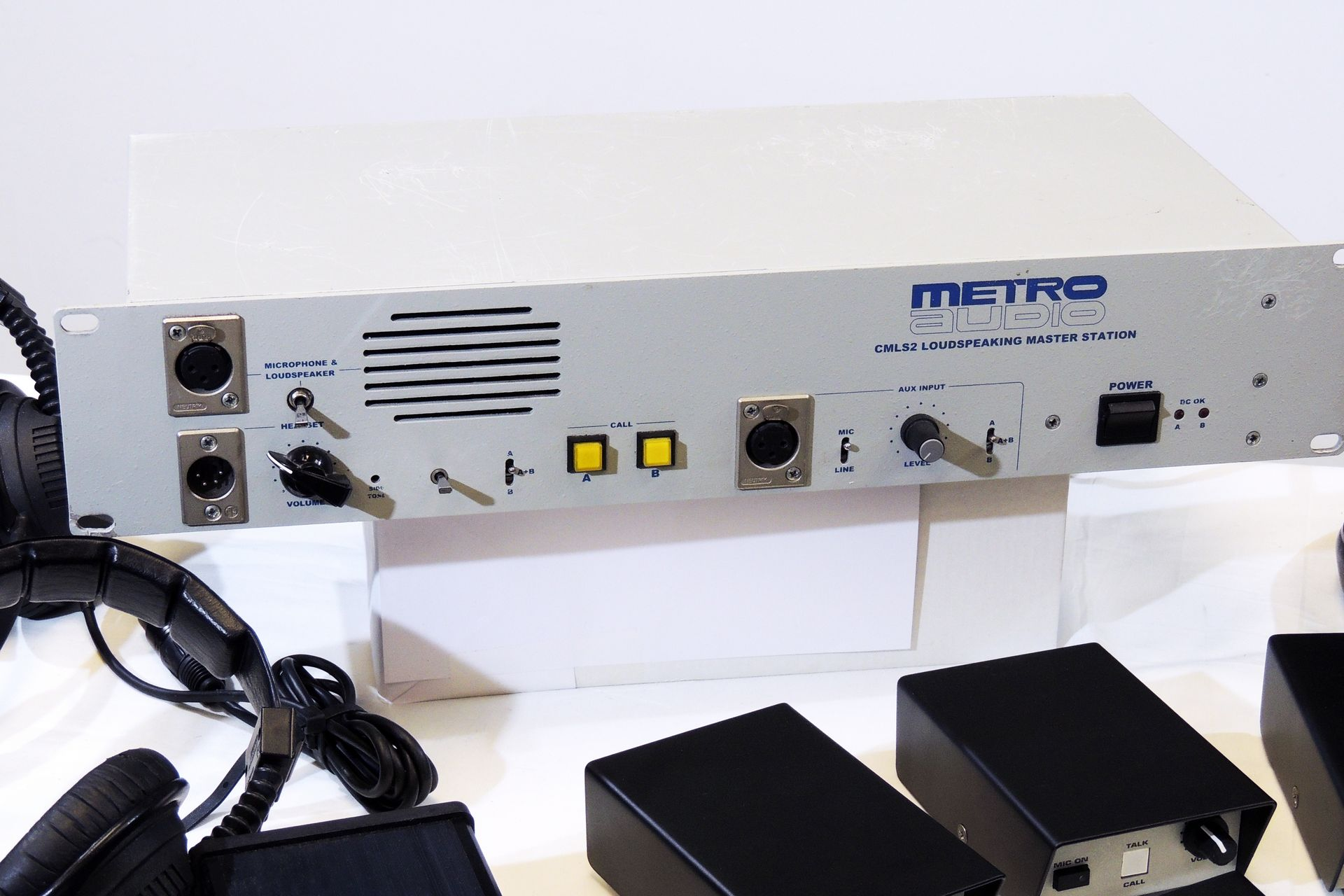 Metro Audio Stonewood theatre coms system for sale at Plasma Music