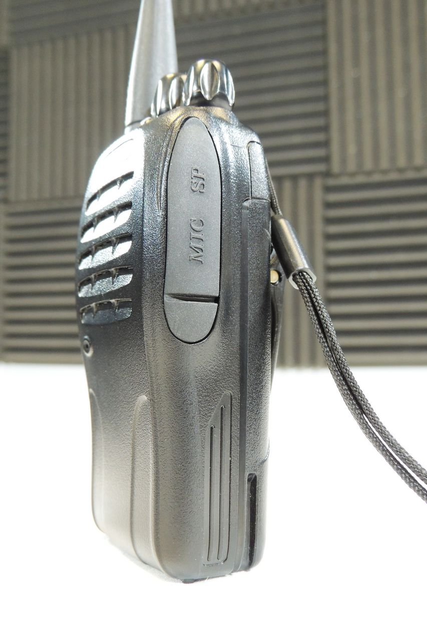 Mitex professional radio coms (walkie talkie) system with lots of accessories for sale at Plasma Music