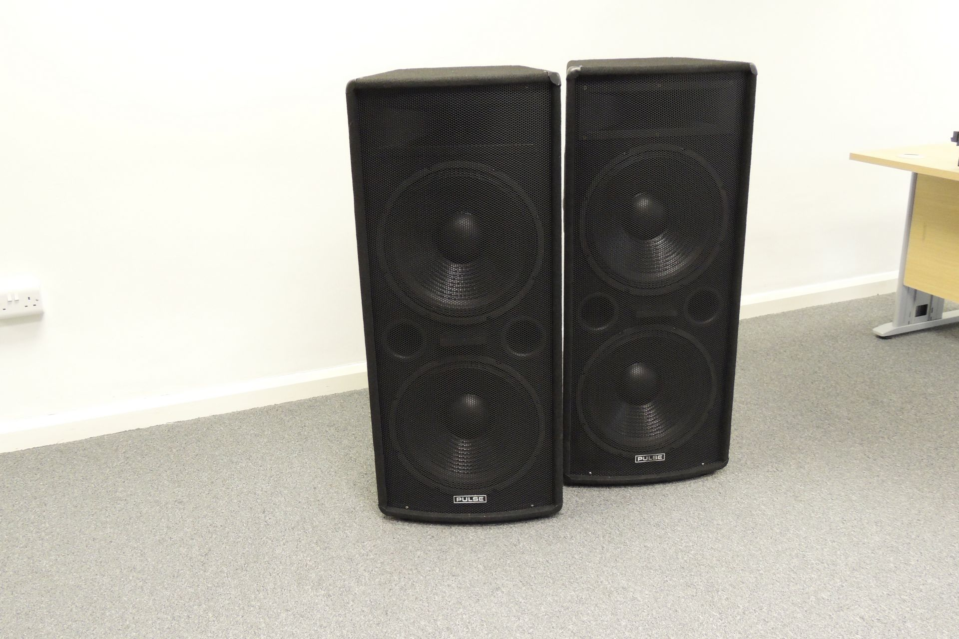 PULSE PVS215 PASSIVE MONITORS
