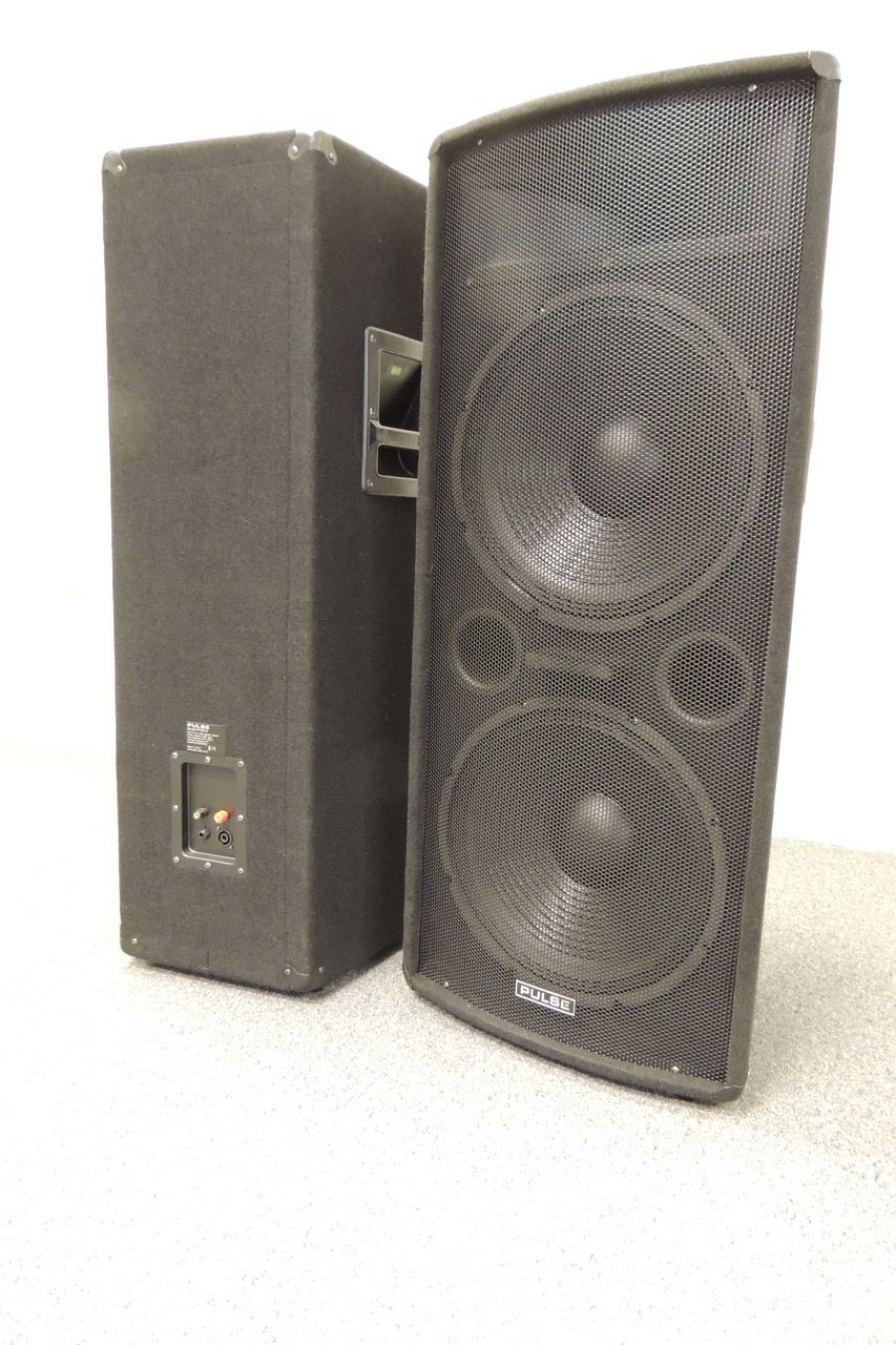 Pulse PVS215 monitors for sale at Plasma Music