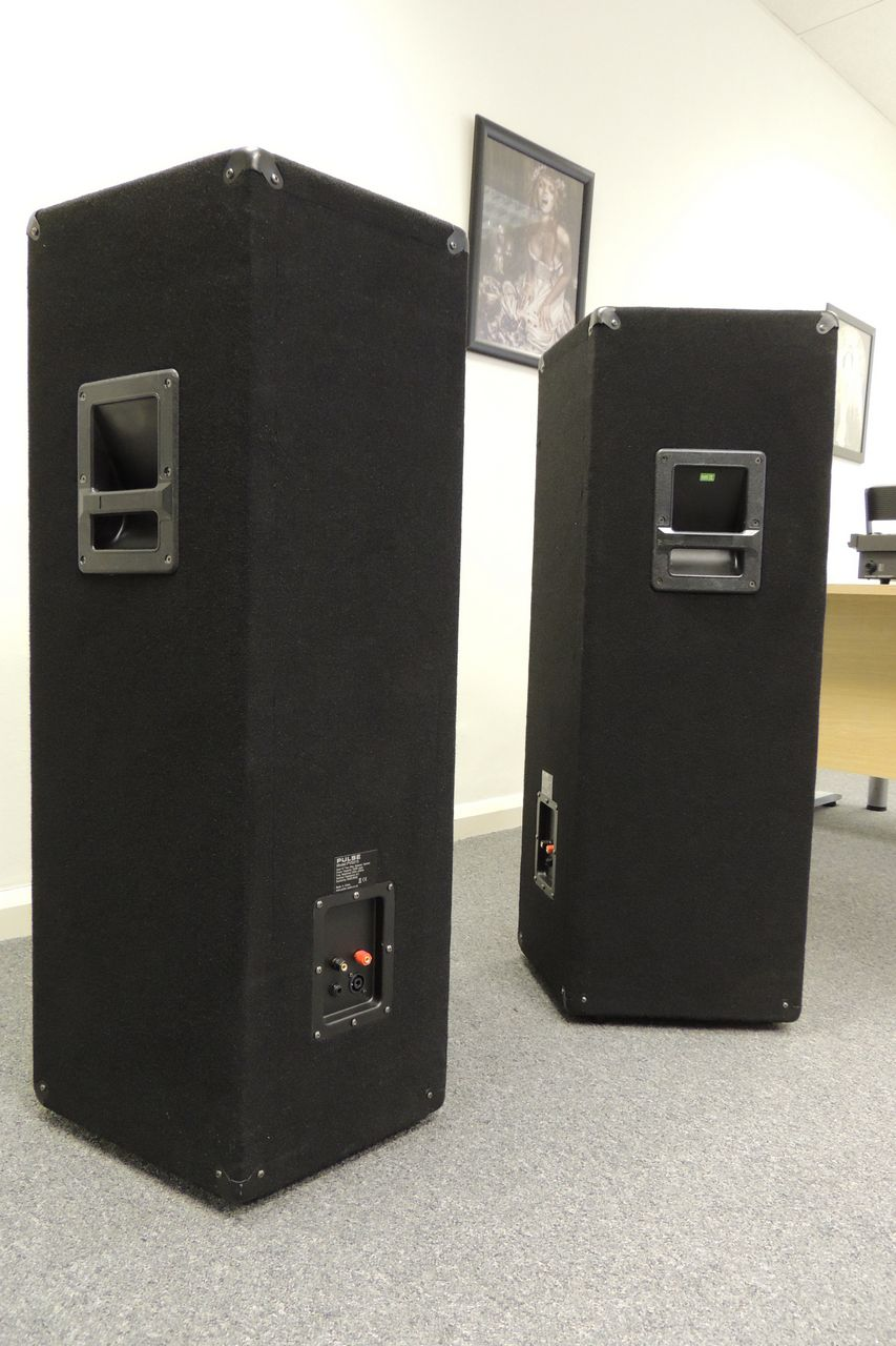 Pulse PVS215 monitors for sale at Plasma Music