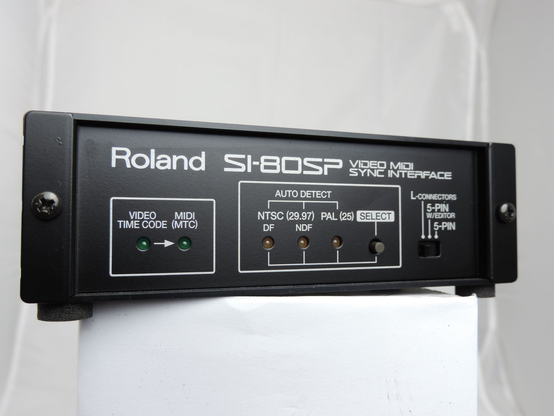 Roland SI-80SP MIDI LANC synchroniser for sale at Plasma Music