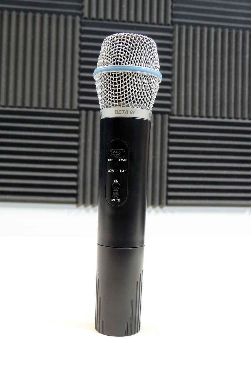 Shure UT4 with Beta 87 for sale at Plasma Music