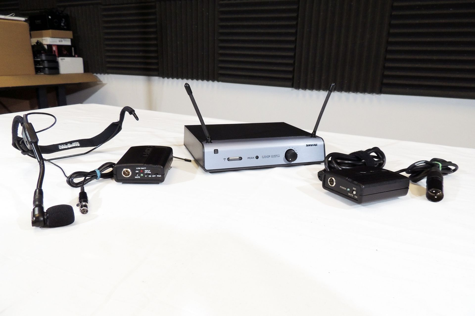 Shure UT4A with WH-20 for sale at Plasma Music