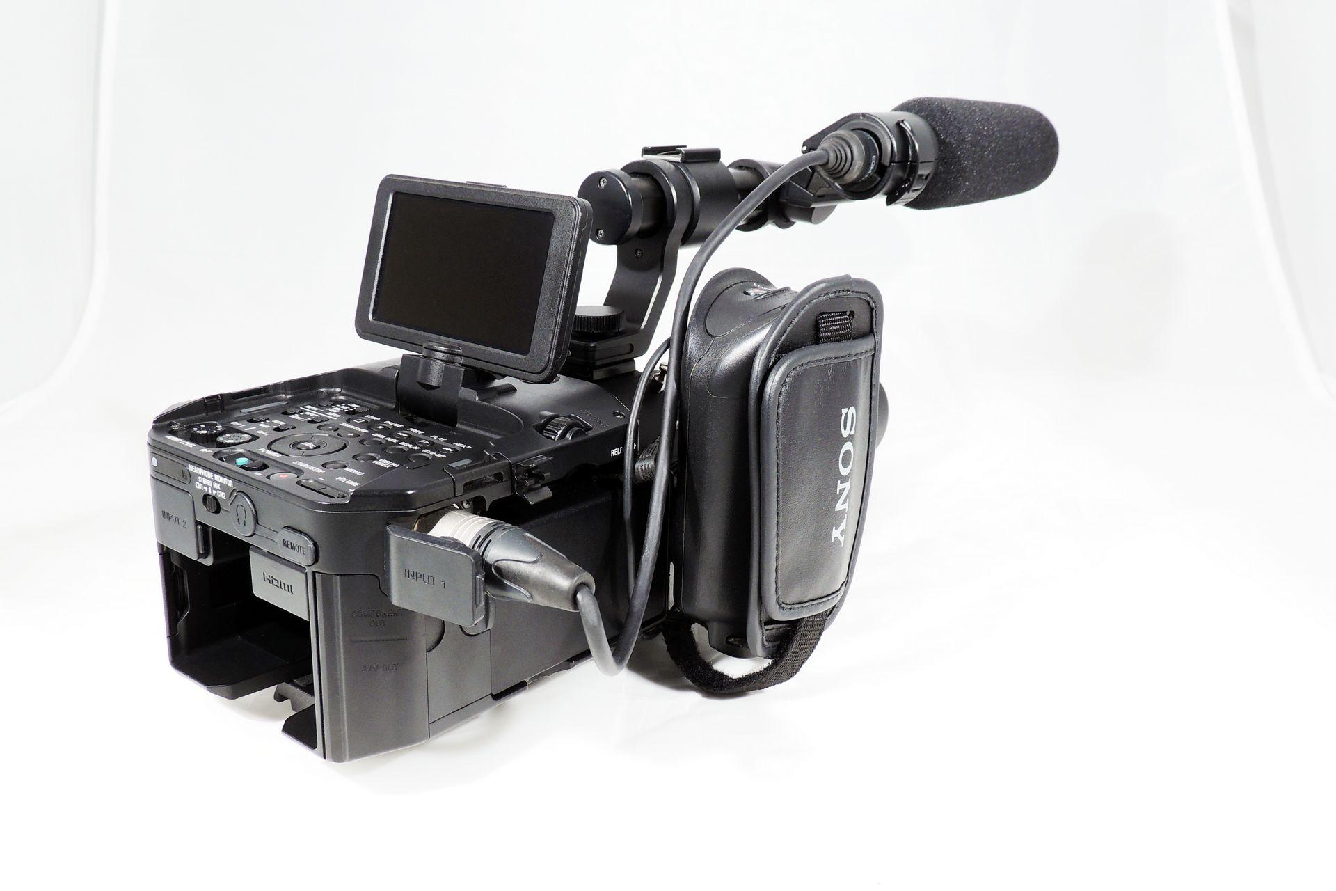 Sony FS-100 bundle for sale at Plasma Music