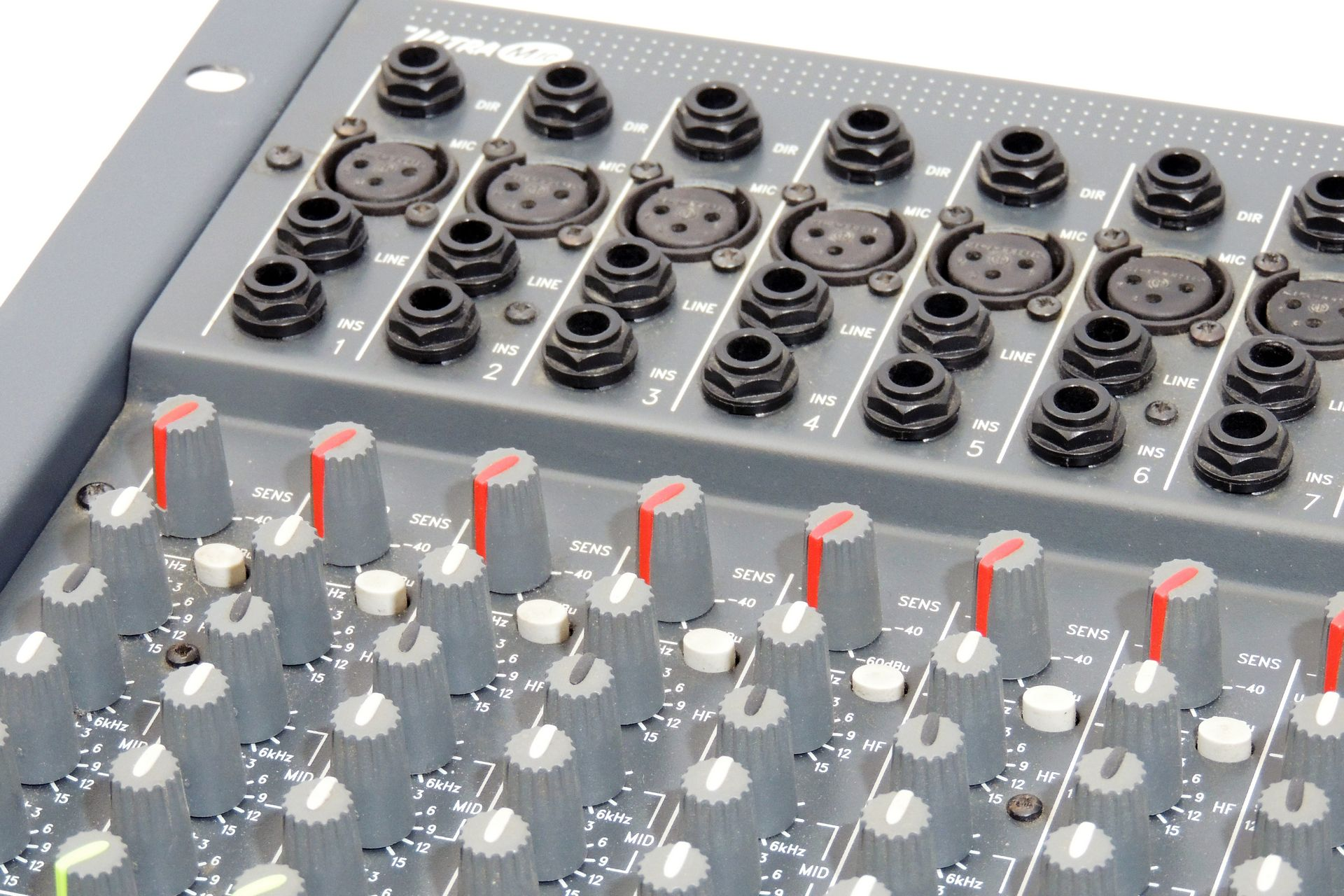 Sprit Folio SX 16:2 mixing desk for sale at Plasma Music