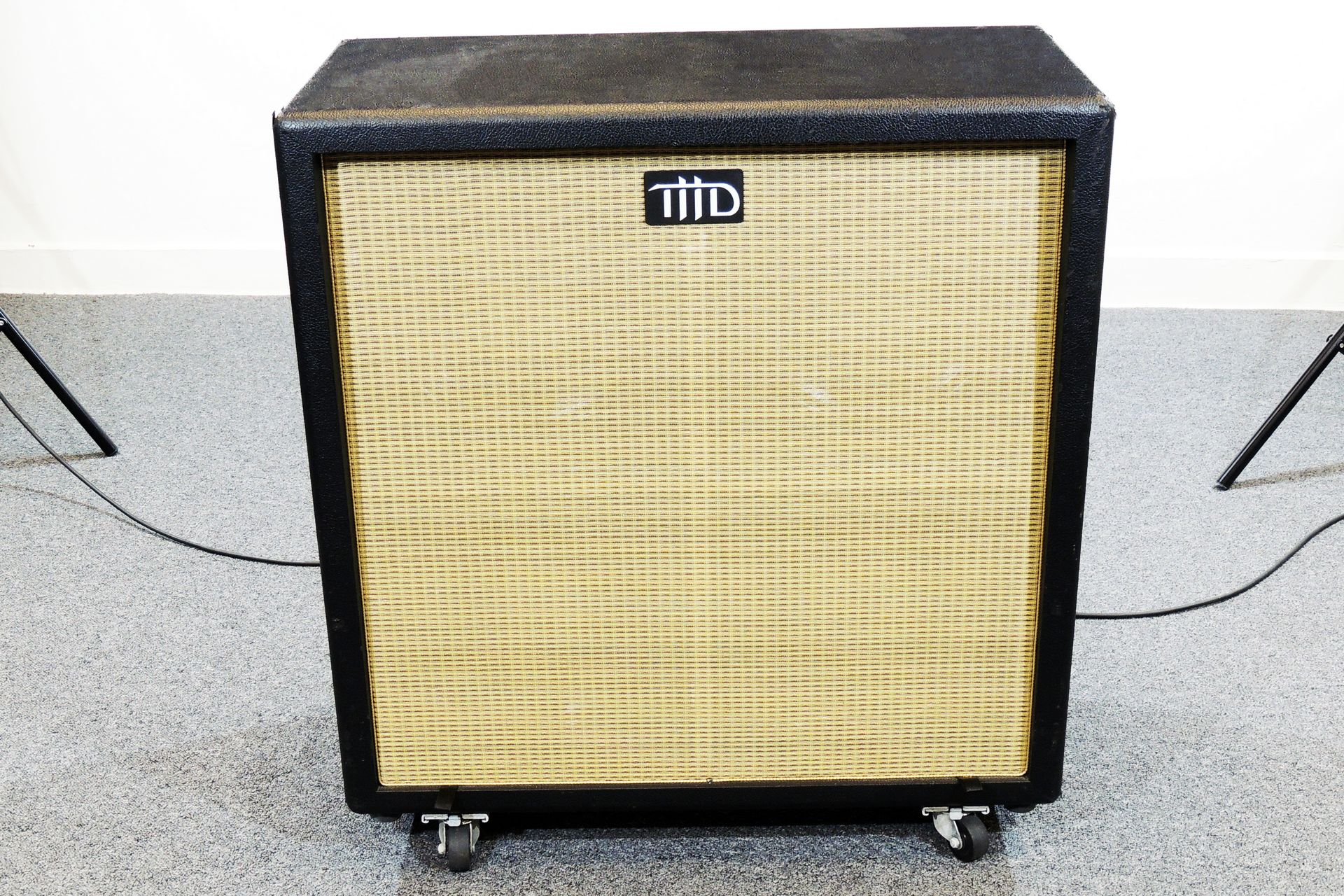 THD 4x12 guitar cab for sale at Plasma Music