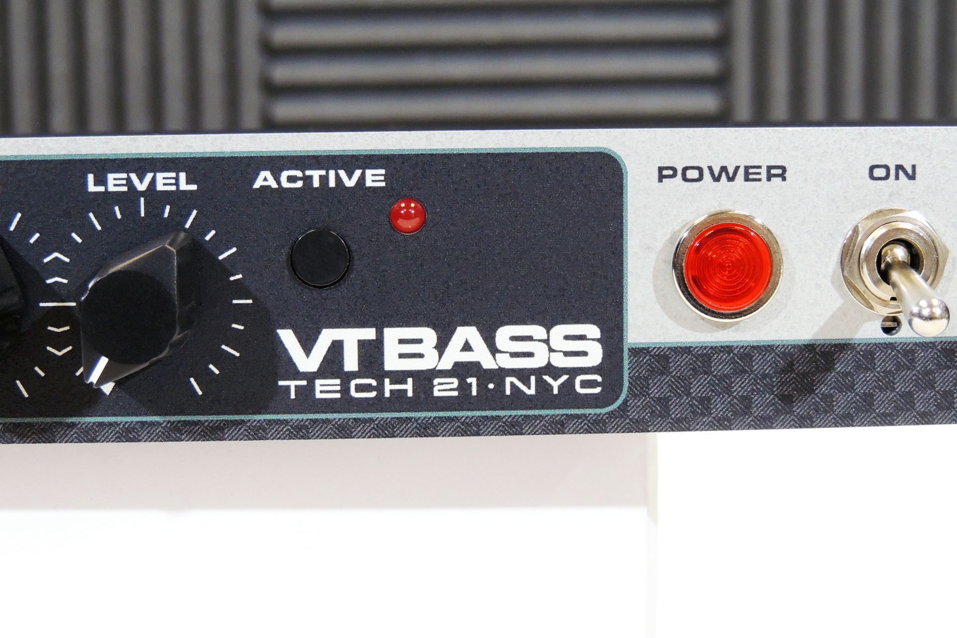 Tech 21 Sansamp VT Bass RM bass pre-amp for sale at Plasma Music