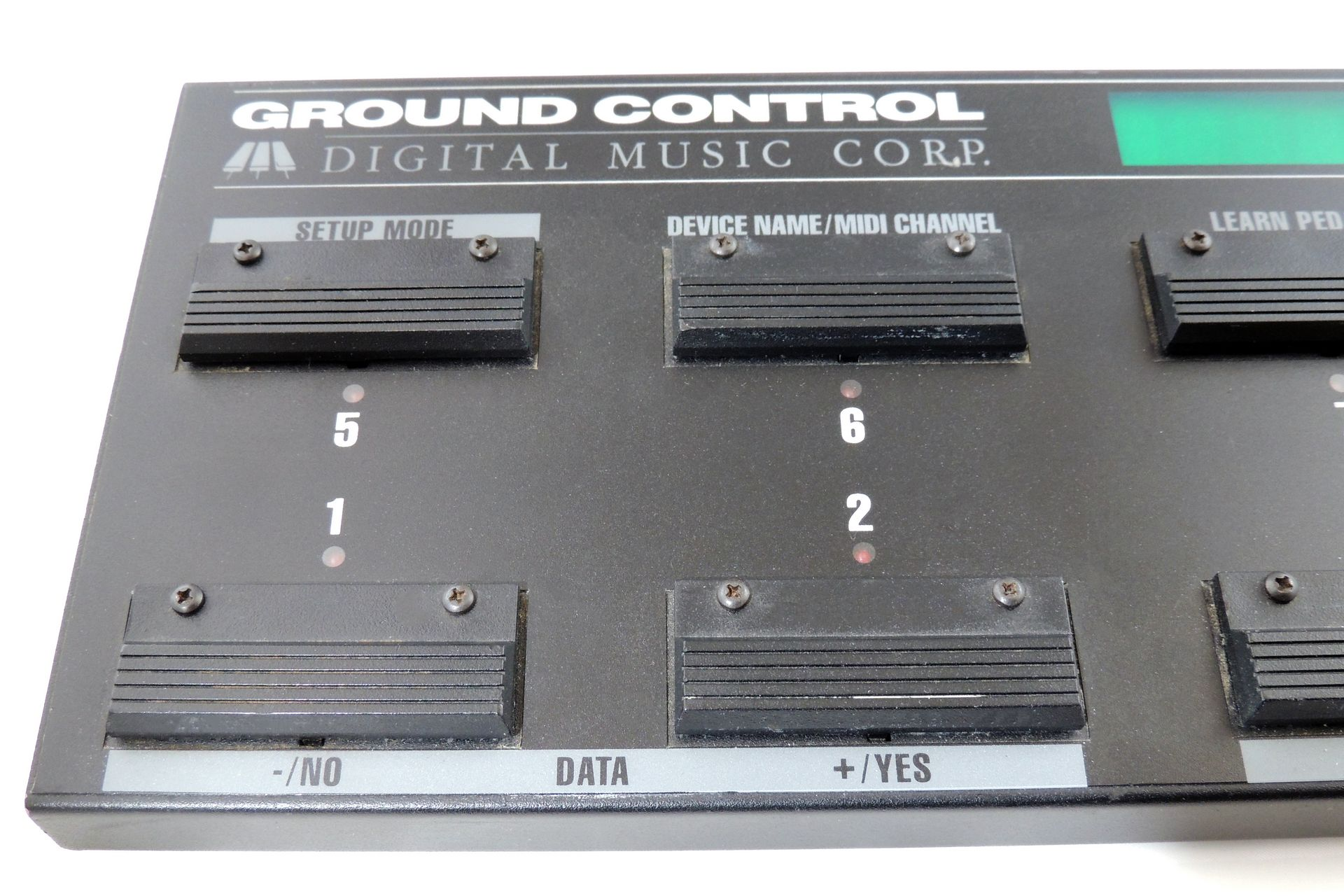 Voodoo Labs Ground Control floor controller for sale at Plasma Music