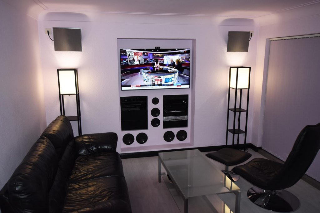 HiFi, home cinema and home automation consultant