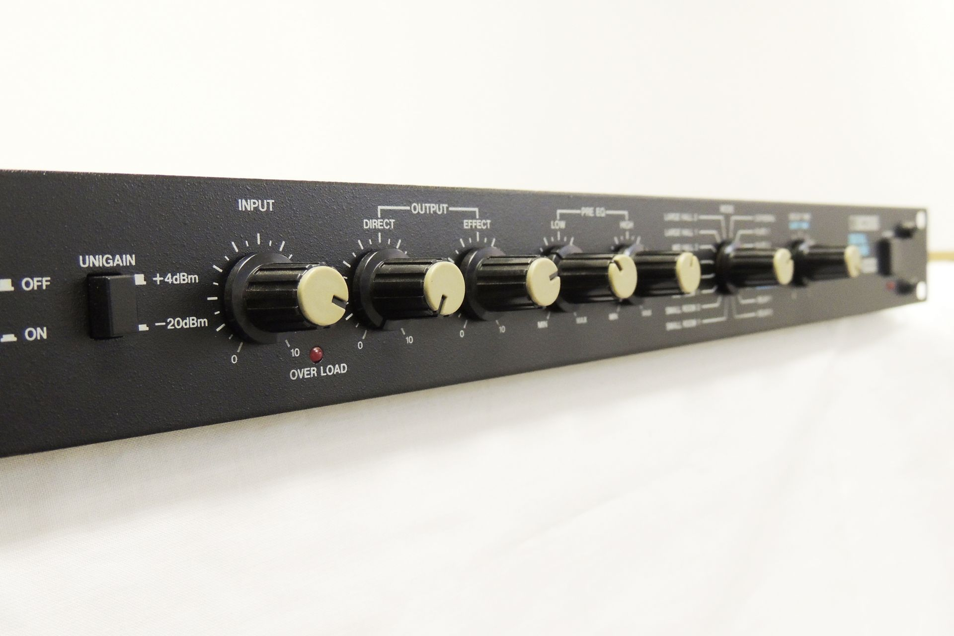 Vintage Boss RV-1000 multi-effects processor for sale at Plasma Music