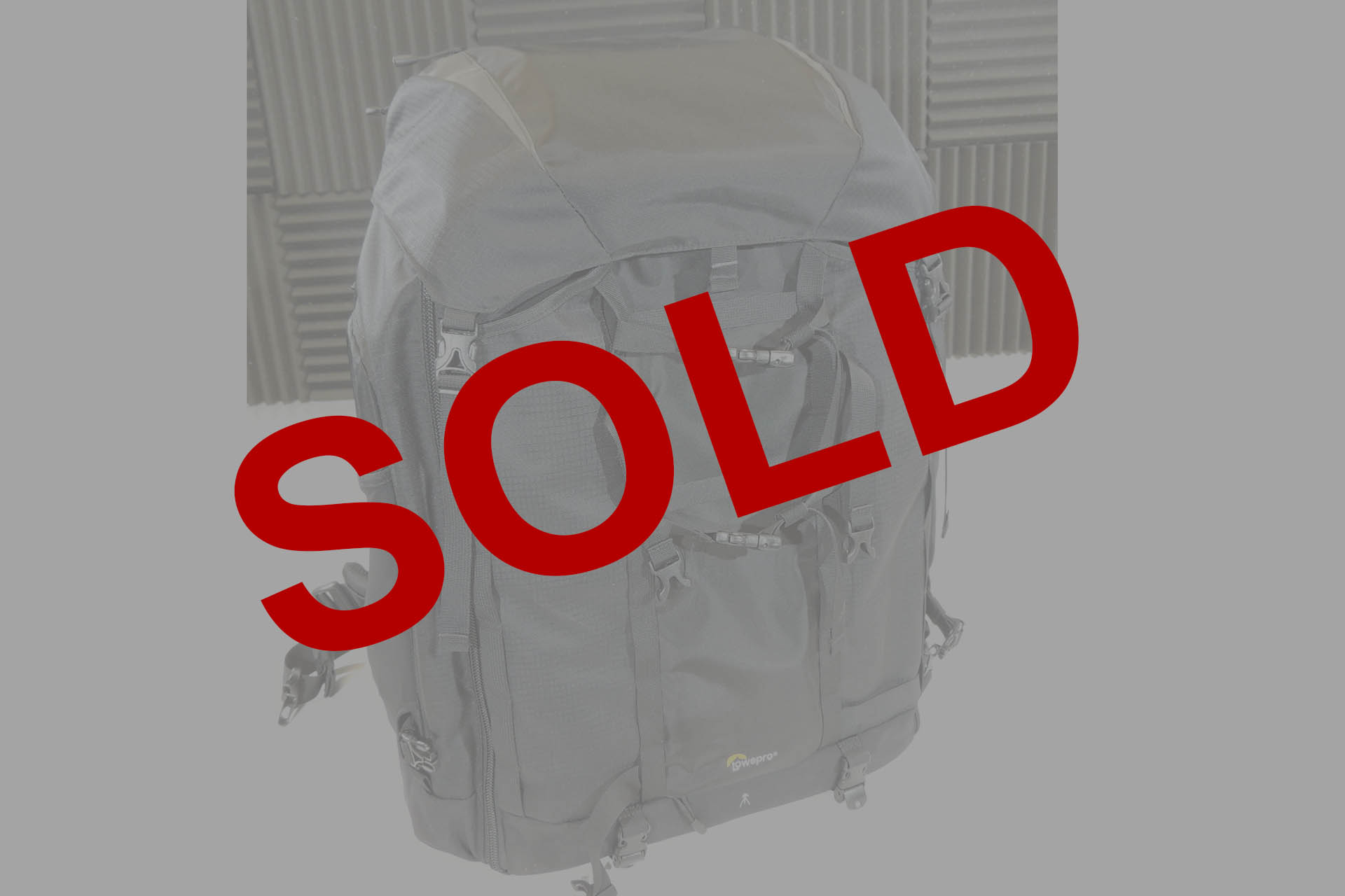 Lowepro Pro Trekker 650AW sold at Plasma Music