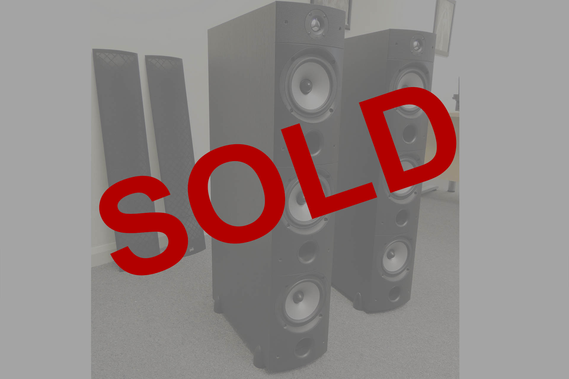 PSB Image 7PT speakers sold at Plasma Music