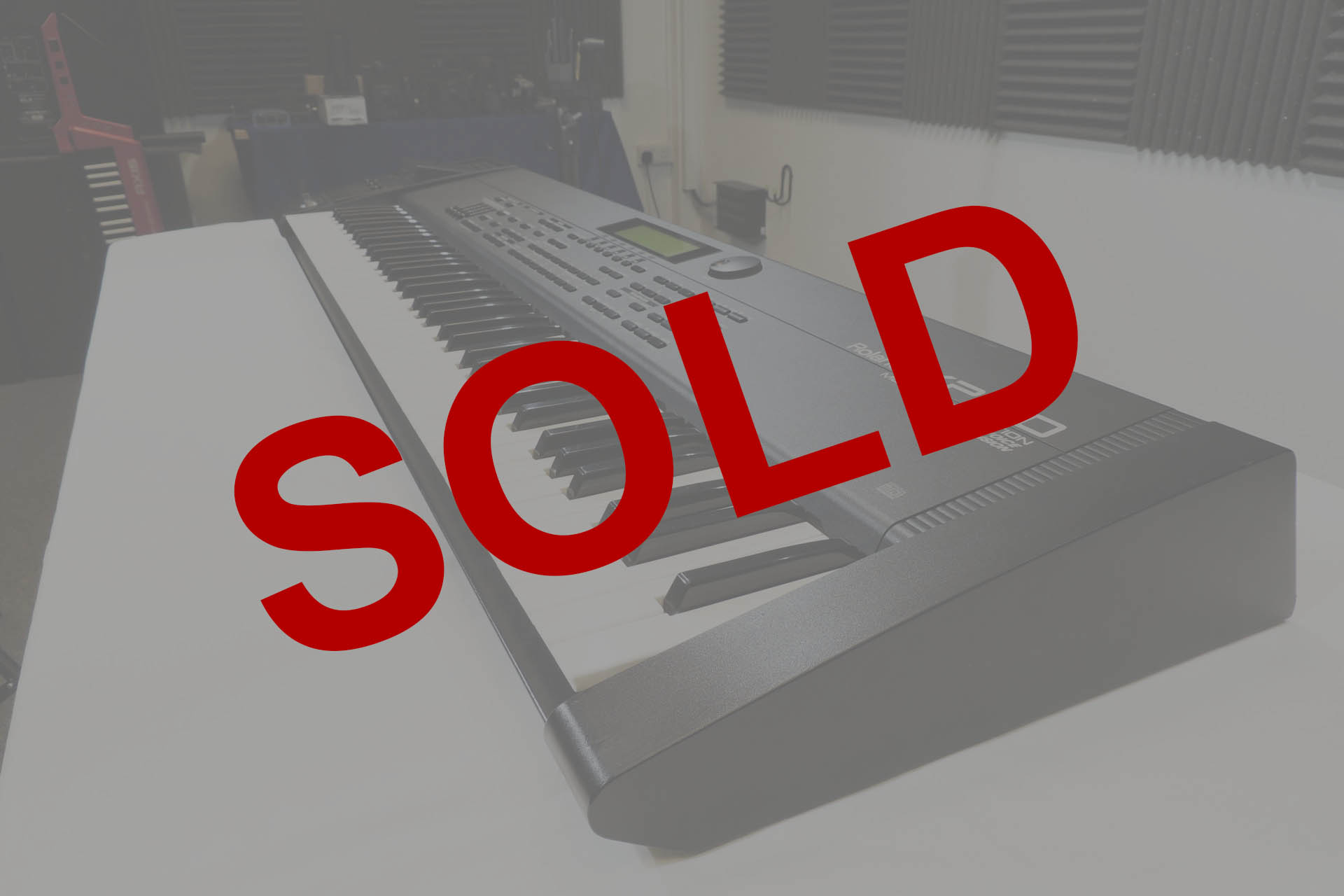 Roland XP-80 sold at Plasma Music